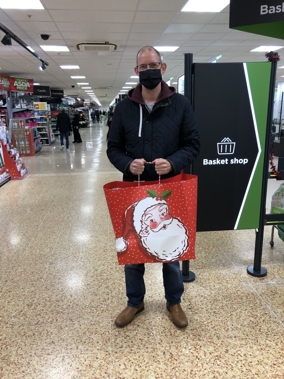 It's beginning to look a lot like Christmas... | Asda Wakefield