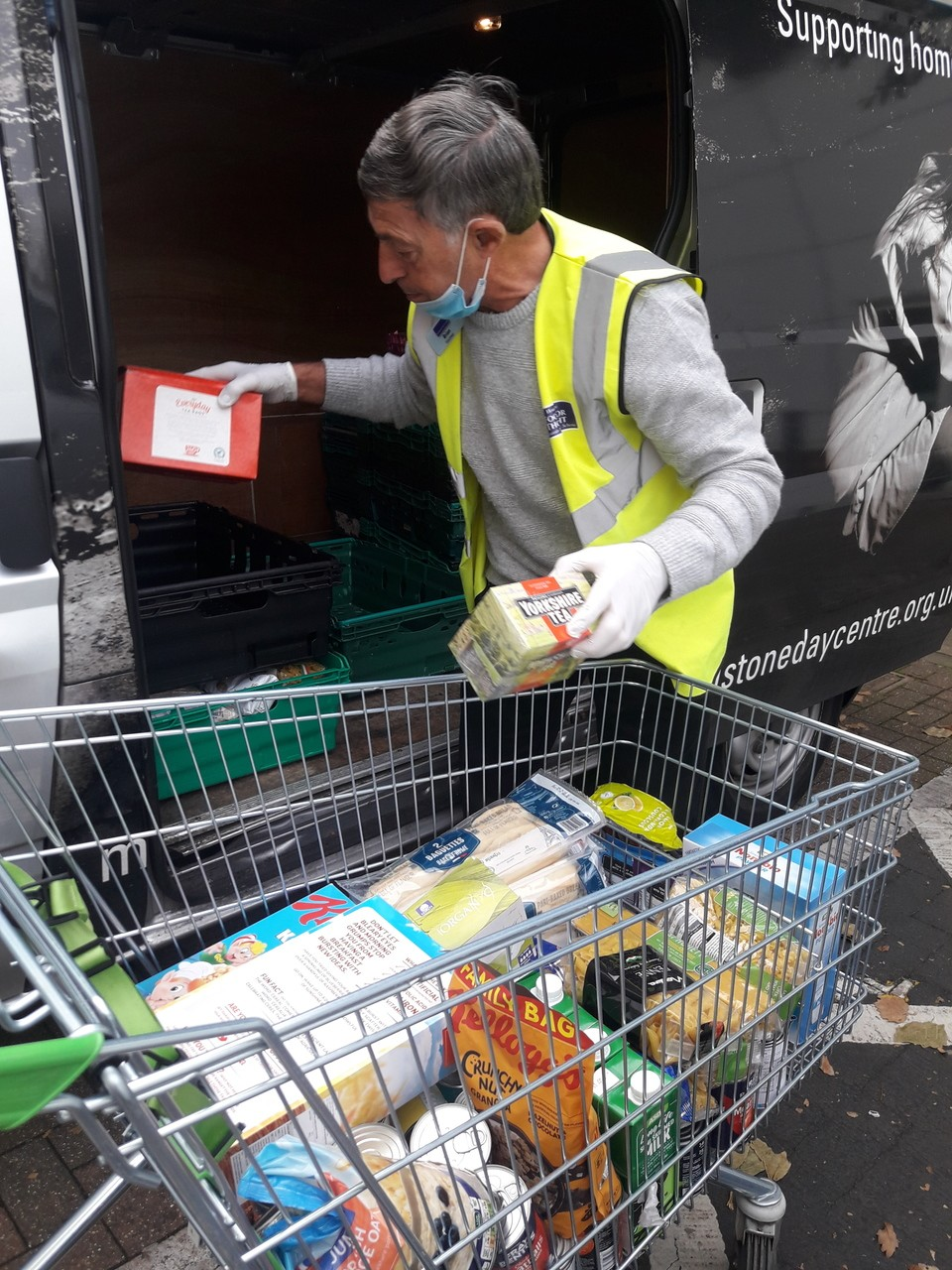 Fight Hunger Create Change | Asda Kingshill