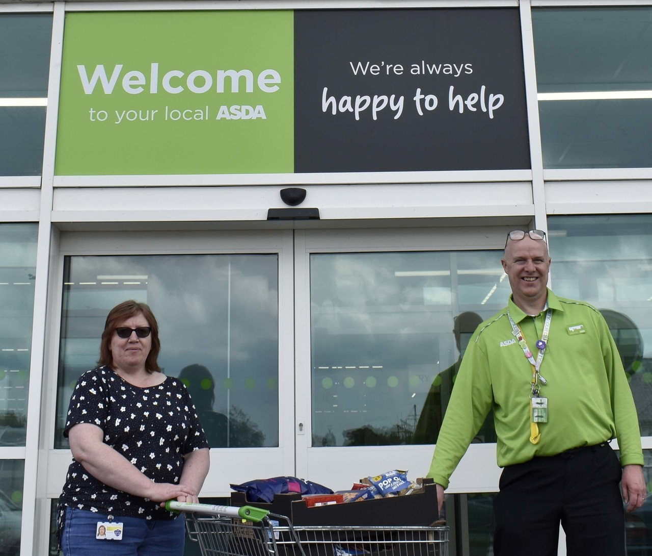 Supporting NHS Nurses | Asda Bideford