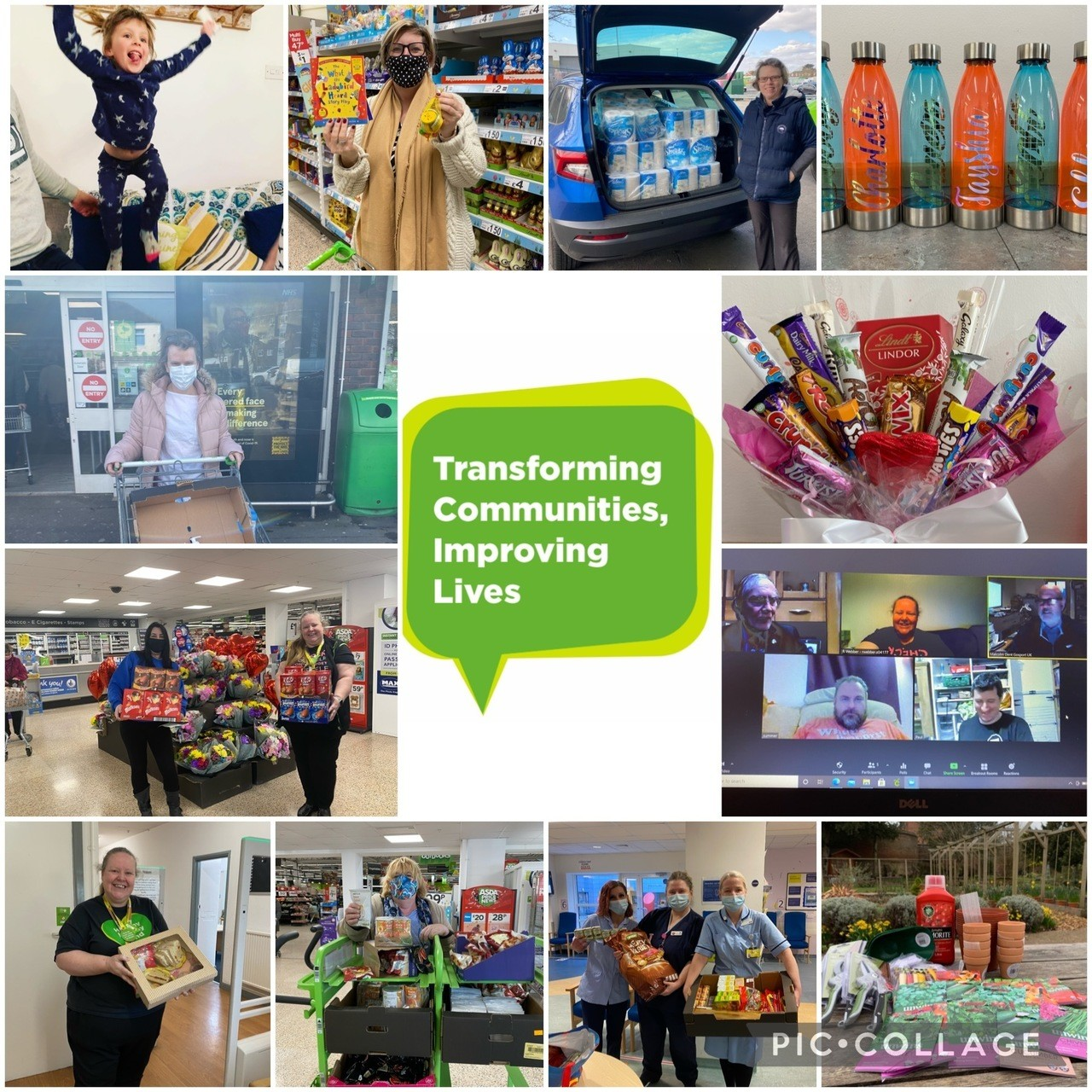 Helping our community | Asda Gosport