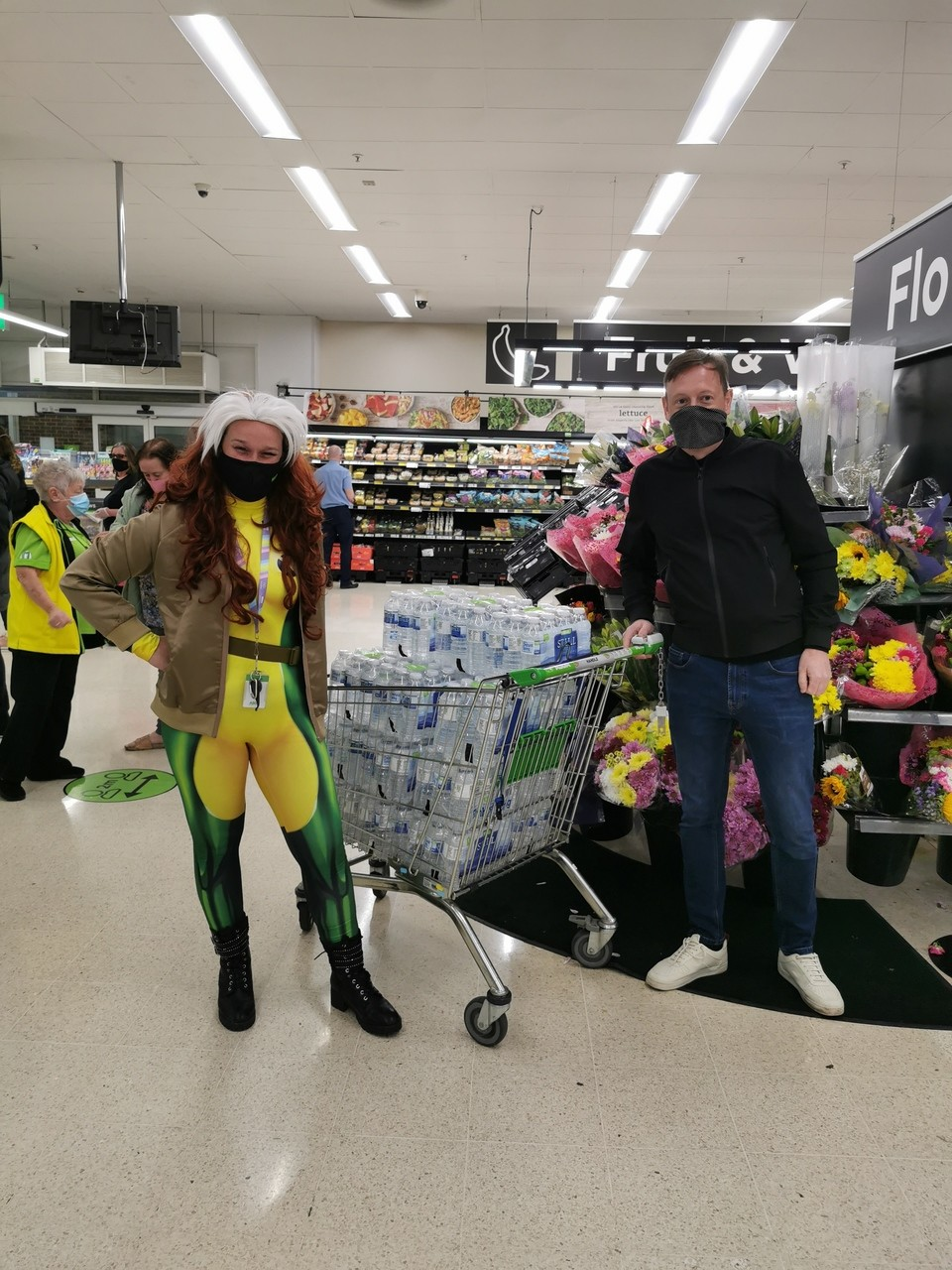 World superhero day | Asda Wythenshawe