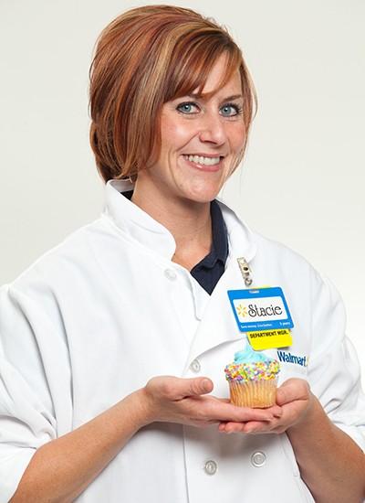 Cake Decorator - Stacie