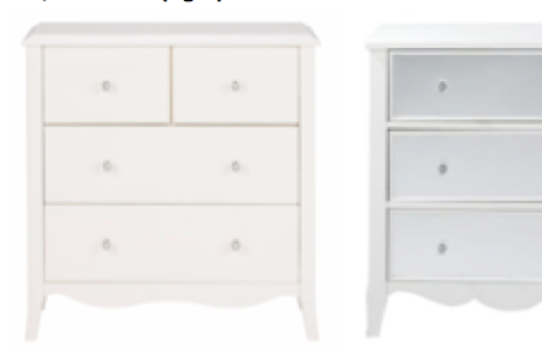 George Home Tia Chest of 4 Drawers