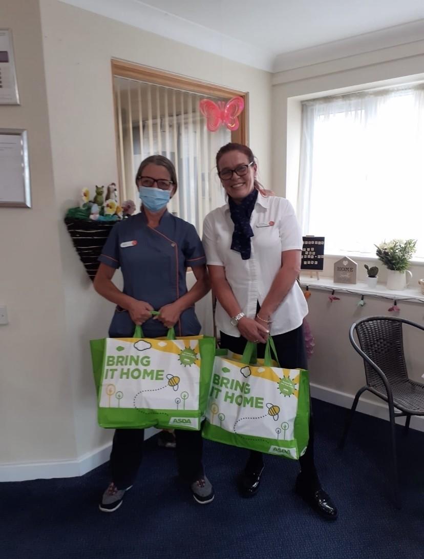 Helping our local nursing homes | Asda Middleton