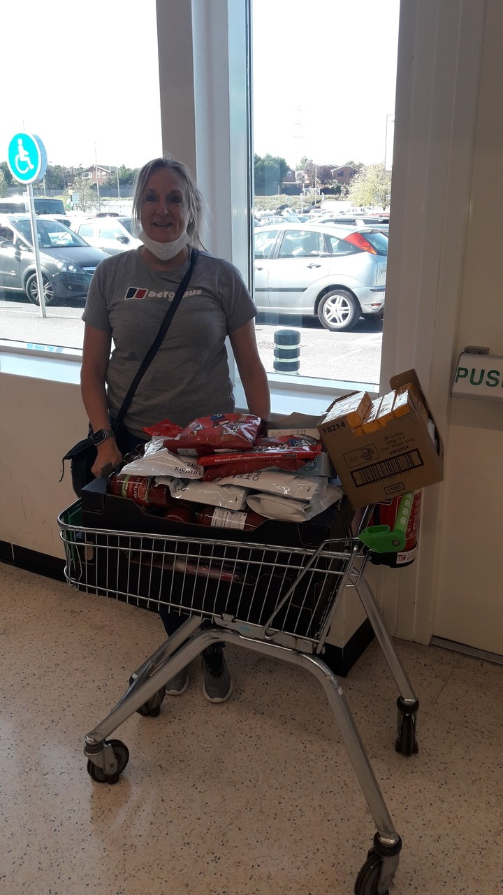Donation of much needed items for Coventry Haven | Asda Coventry