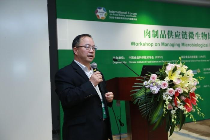 Workshop on Managing Microbiological Risks 3