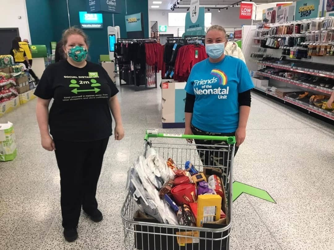 Donation to Friends of the Neonatal Unit  | Asda Portlethen