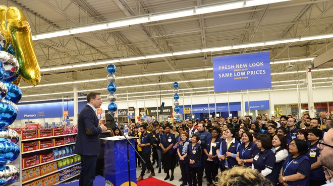 Walmart Canada - Walmart Canada Unveils New, State-of-the
