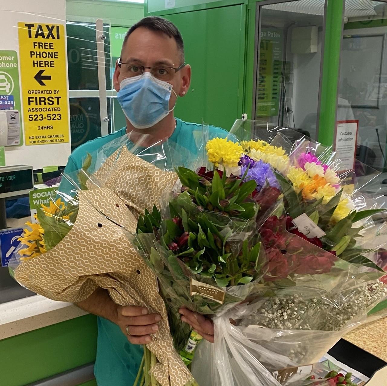 Flowers for Gloucester Charities Trust | Asda Gloucester