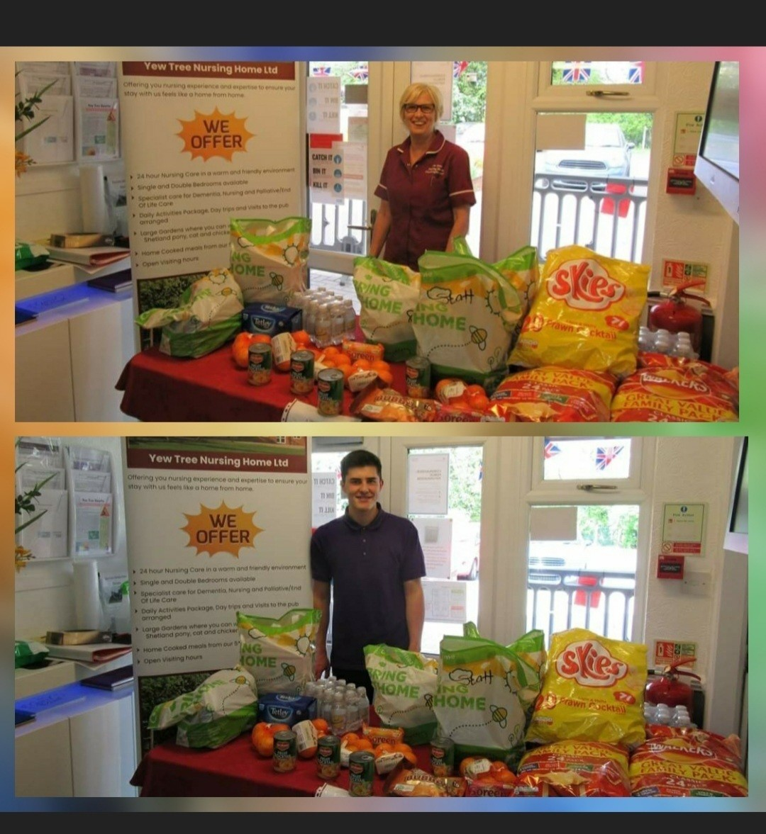 Community donation | Asda Brierley Hill