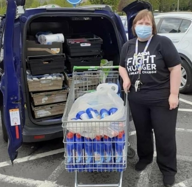 Supporting community grant | Asda Tonypandy