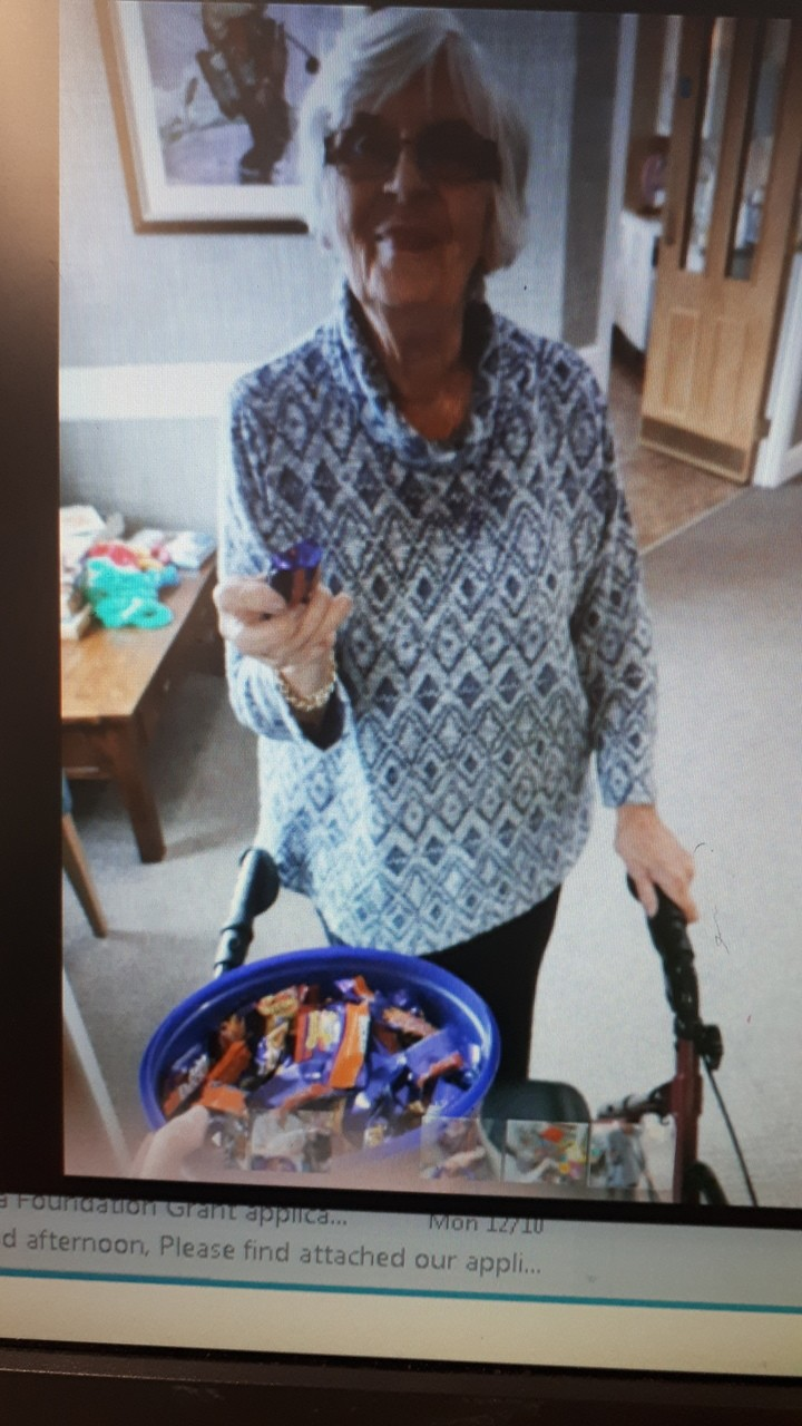Sweets for residents | Asda Huddersfield
