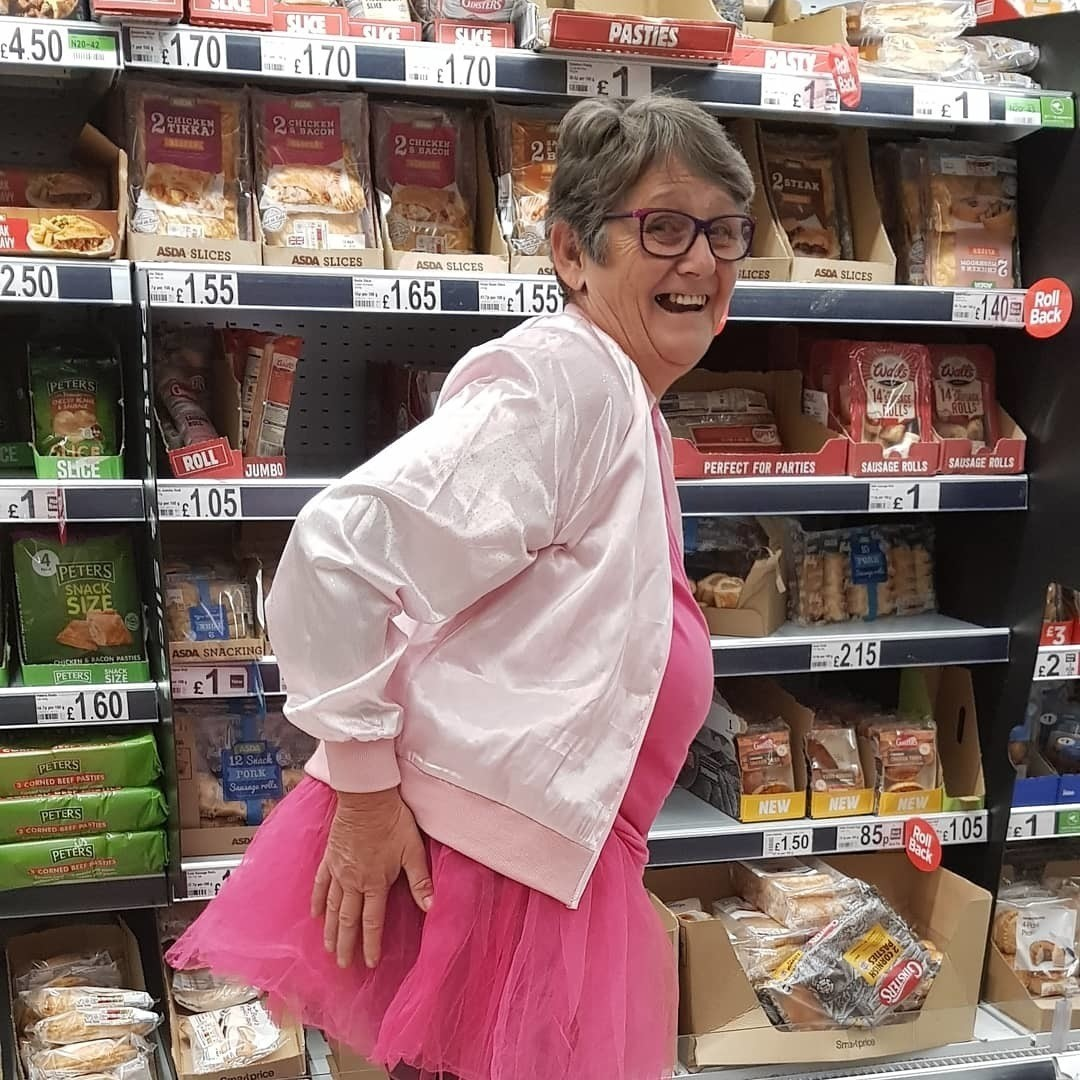 Back to the 80s with the pocket tap | Asda Tonypandy