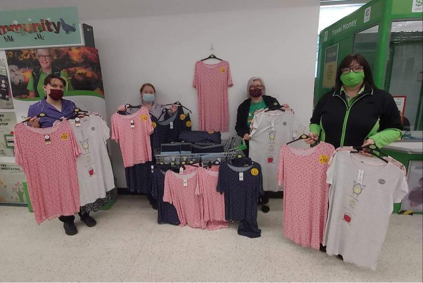 Nightwear appeal for hospital | Asda Telford