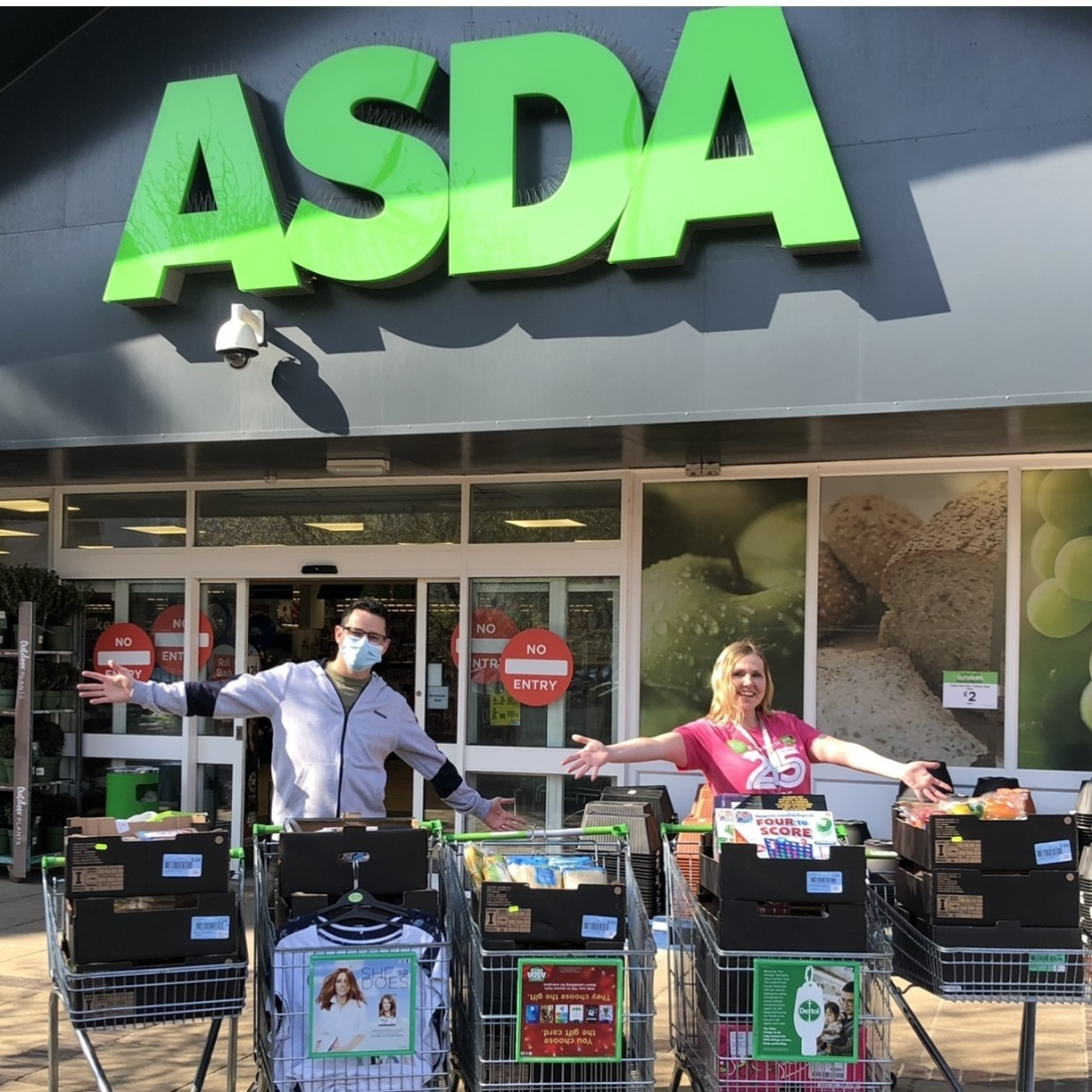 Supporting Communities grant  | Asda Waterlooville