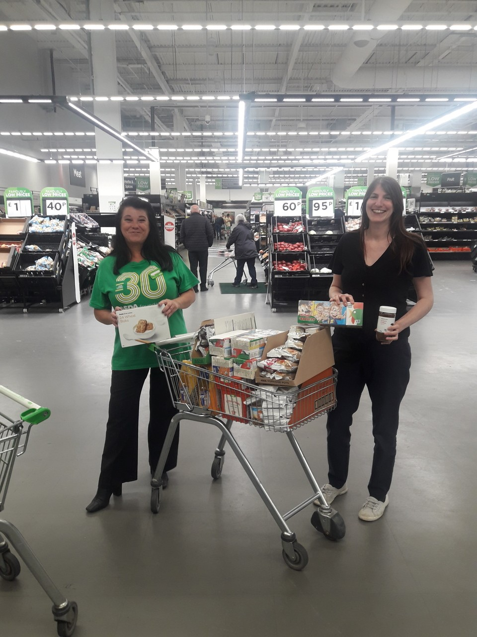Helping the community | Asda Patchway