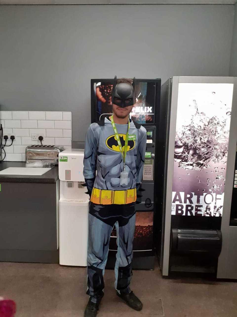 Superhero day at Asda Fareham | Asda Fareham