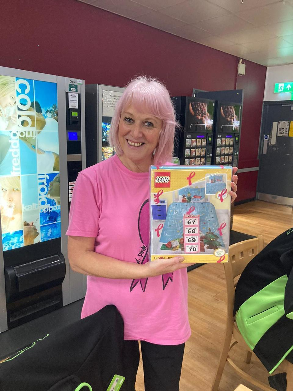 Tickled pink | Asda Corby