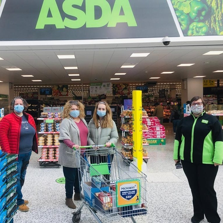 Helping local families | Asda Lower Earley