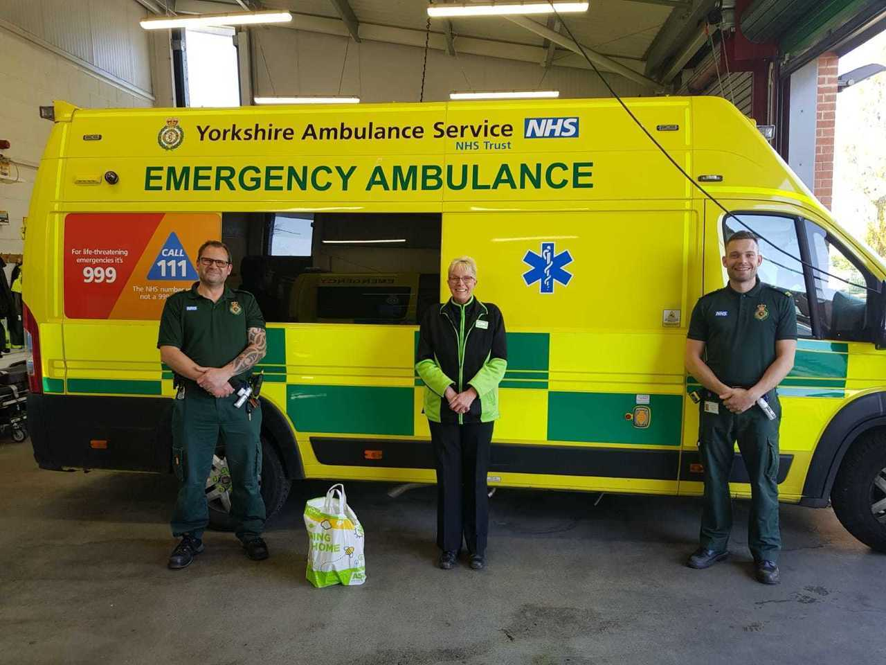 Supporting our NHS and emergency services!  | Asda Hessle
