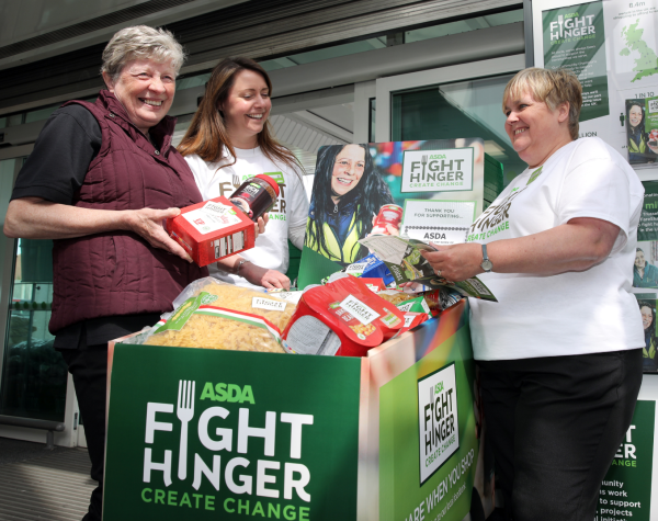 Asda Fight Hunger Create Change