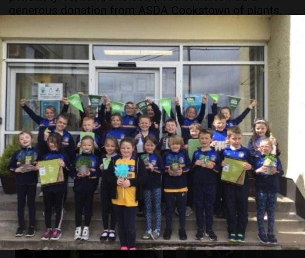 Ballylifford Primary School Fight Hunger | Asda Cookstown