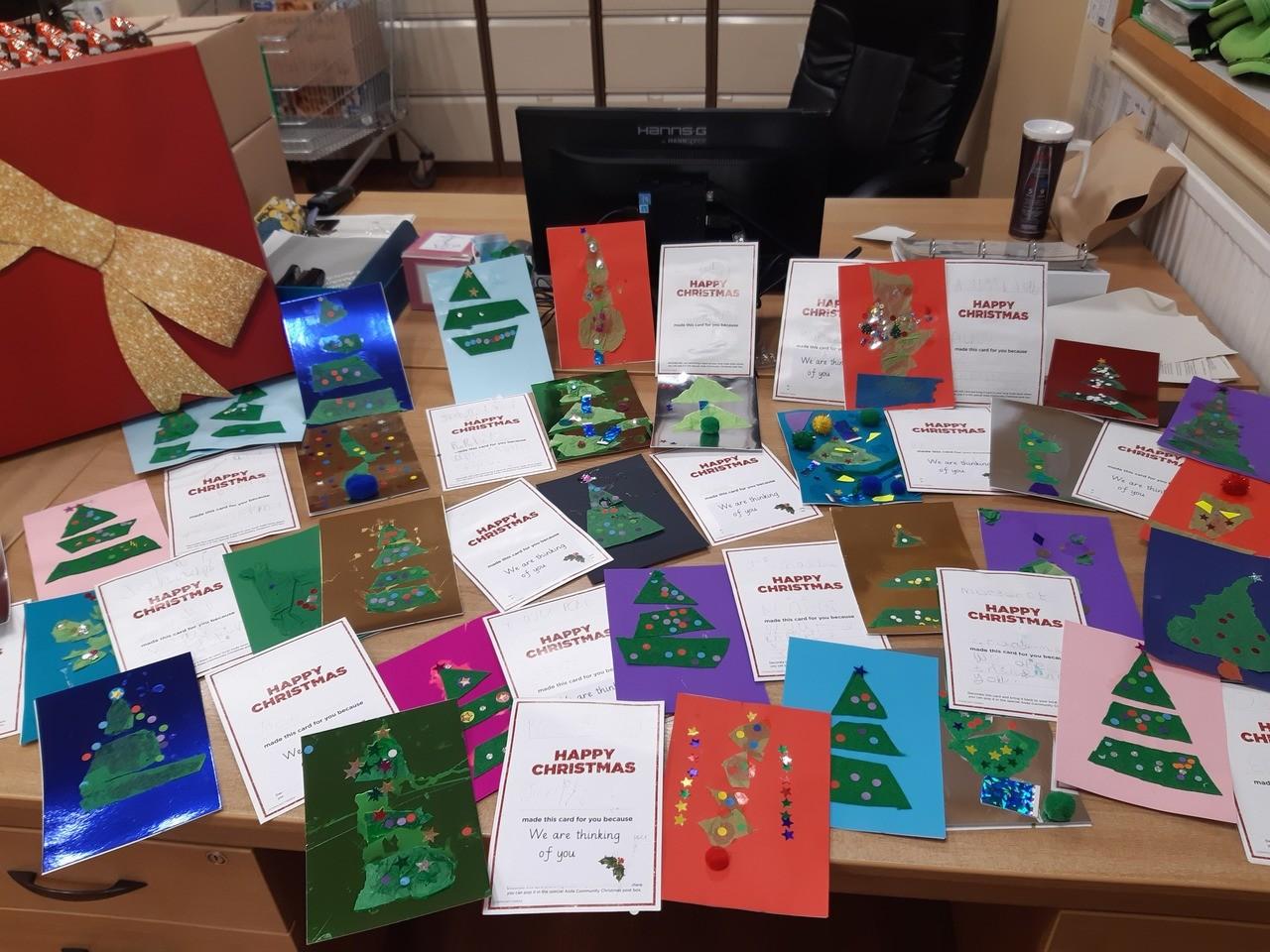 Merry Christmas to the Residents at Addlington House. | Asda Wolstanton