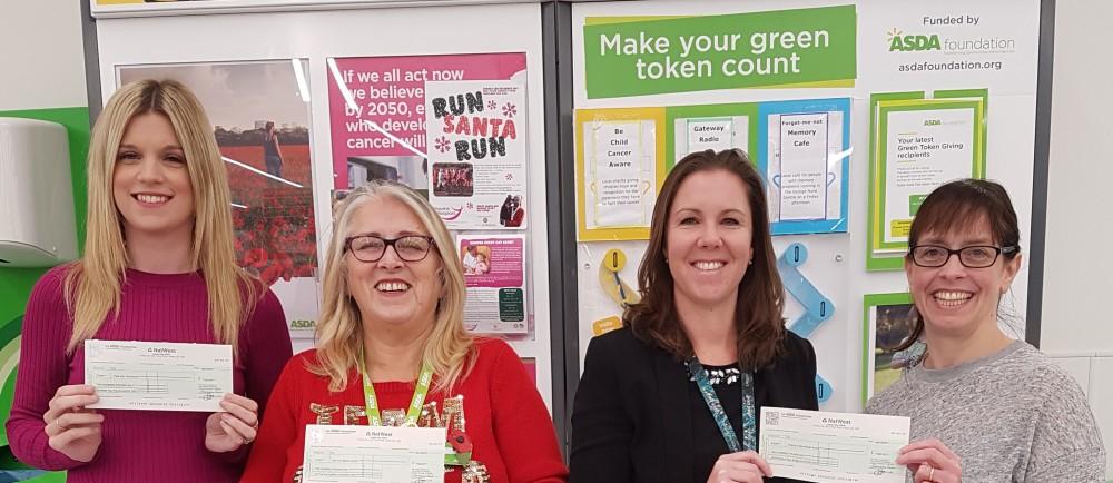Basildon Green Token Giving