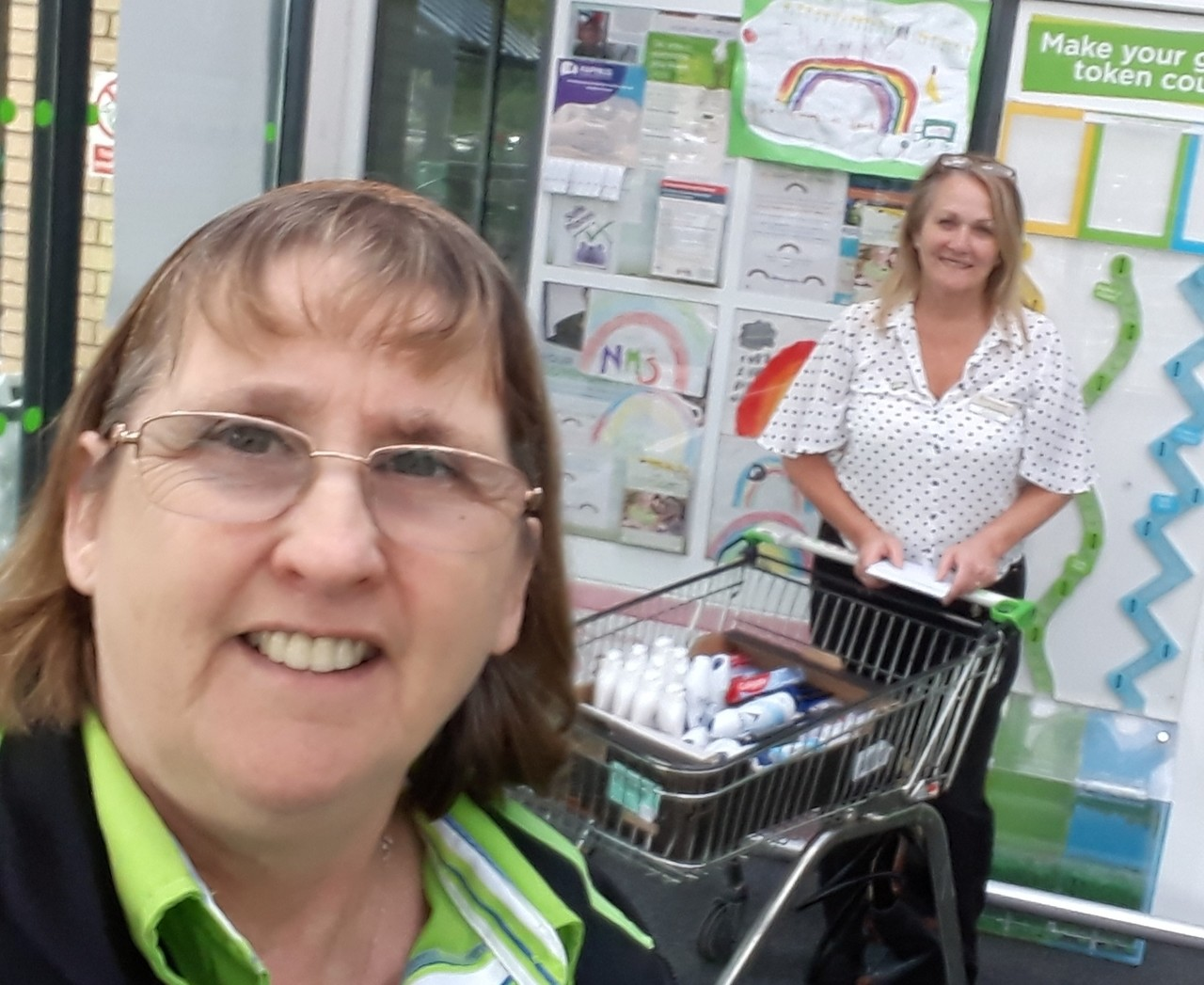 Donation for Green Park Care Home  | Asda Westbrook