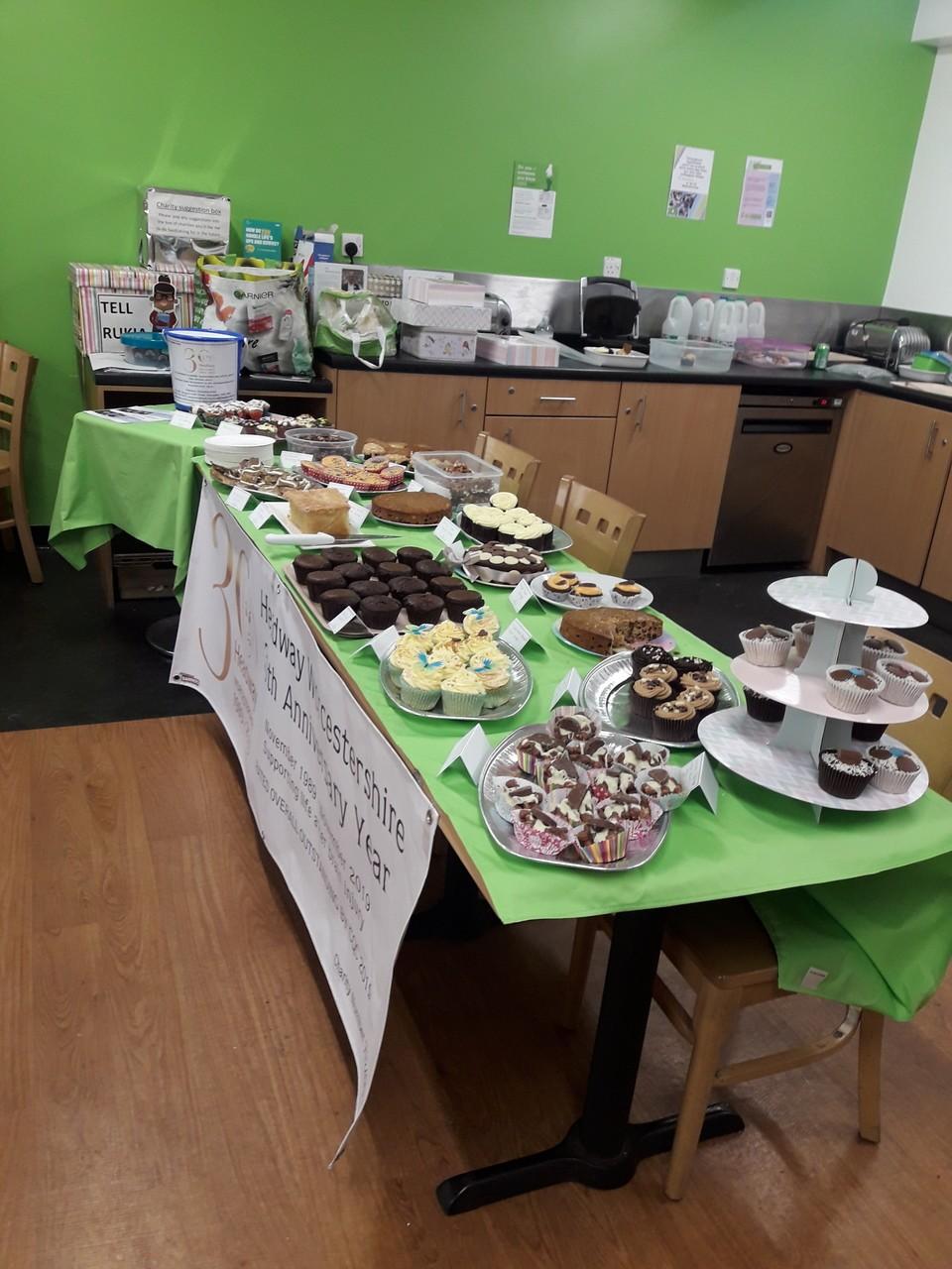Cake sale | Asda Worcester