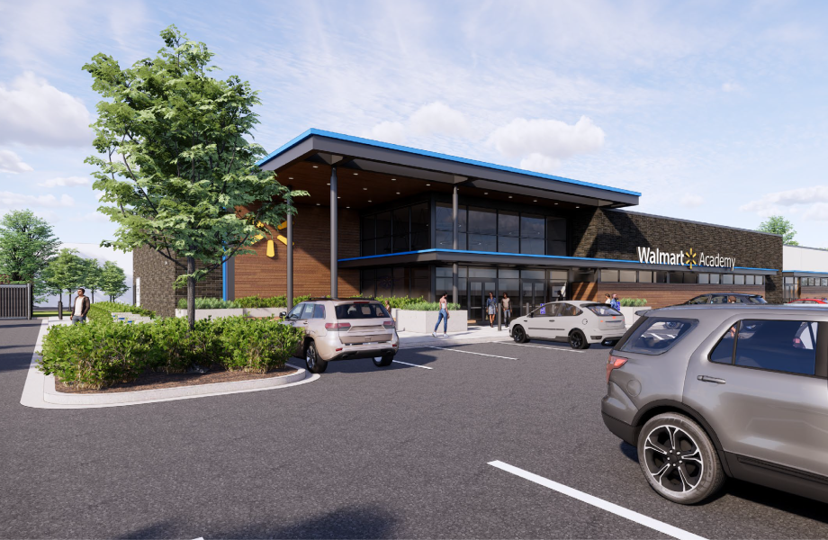 Chatham Academy Rendering
