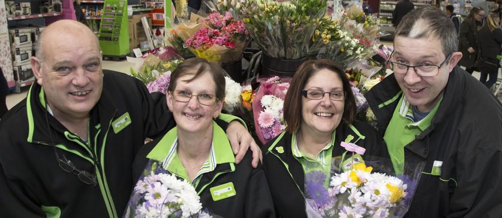 Dunstable Valentine's colleagues