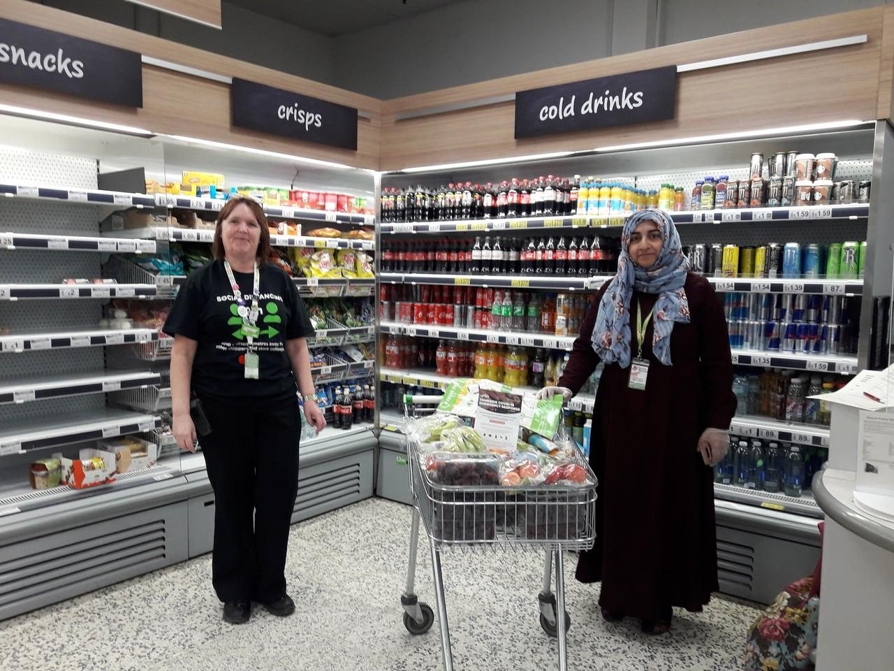 Helping the vulnerable and needy | Asda Ashton