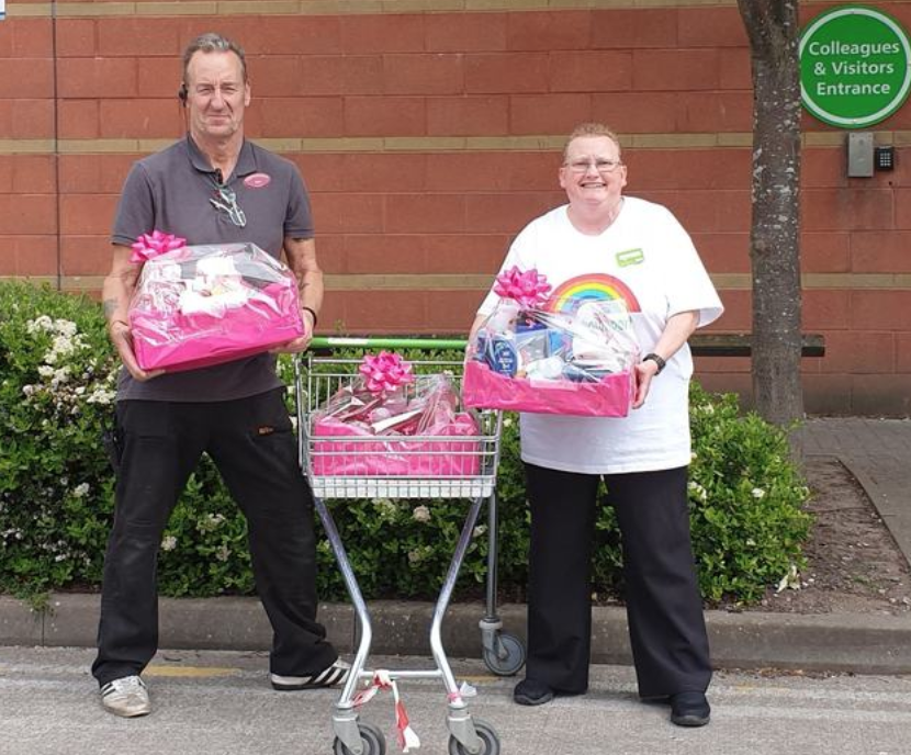 Donations to care homes | Asda Southport