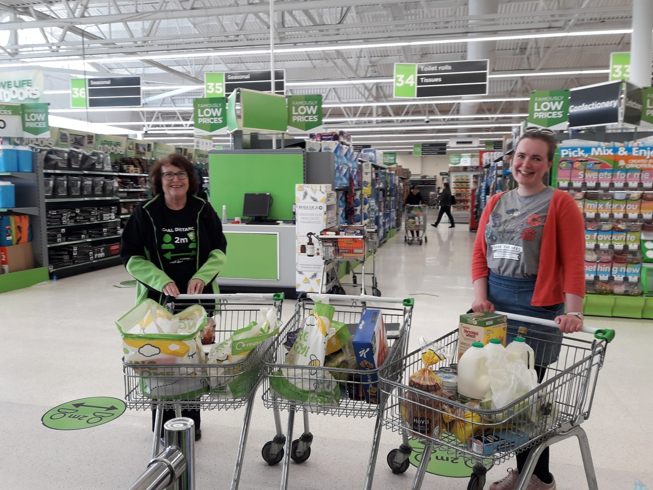 Working with the community | Asda Pudsey