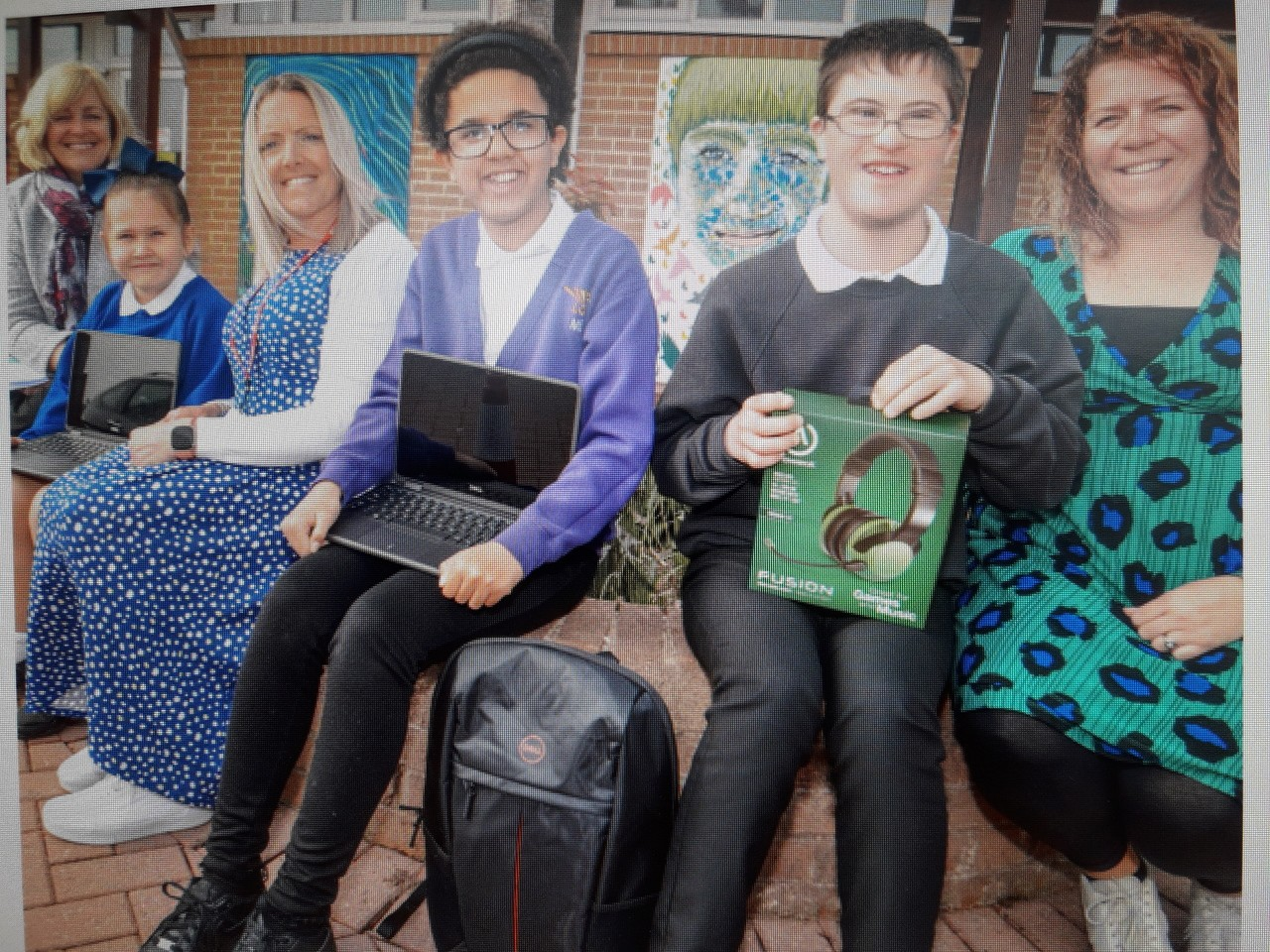 Asda Barnstaple helps youngsters get connected   Asda Barnstaple