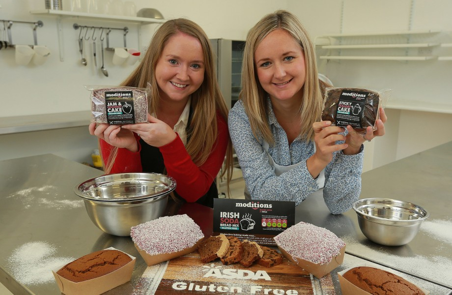 Ballymena based Moditions Bakery has secured a contract to supply its range of gluten free products to all Asda stores in Northern Ireland.