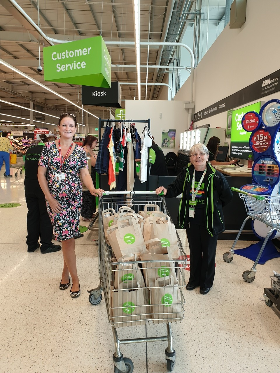 Making a difference in our community  | Asda Hereford