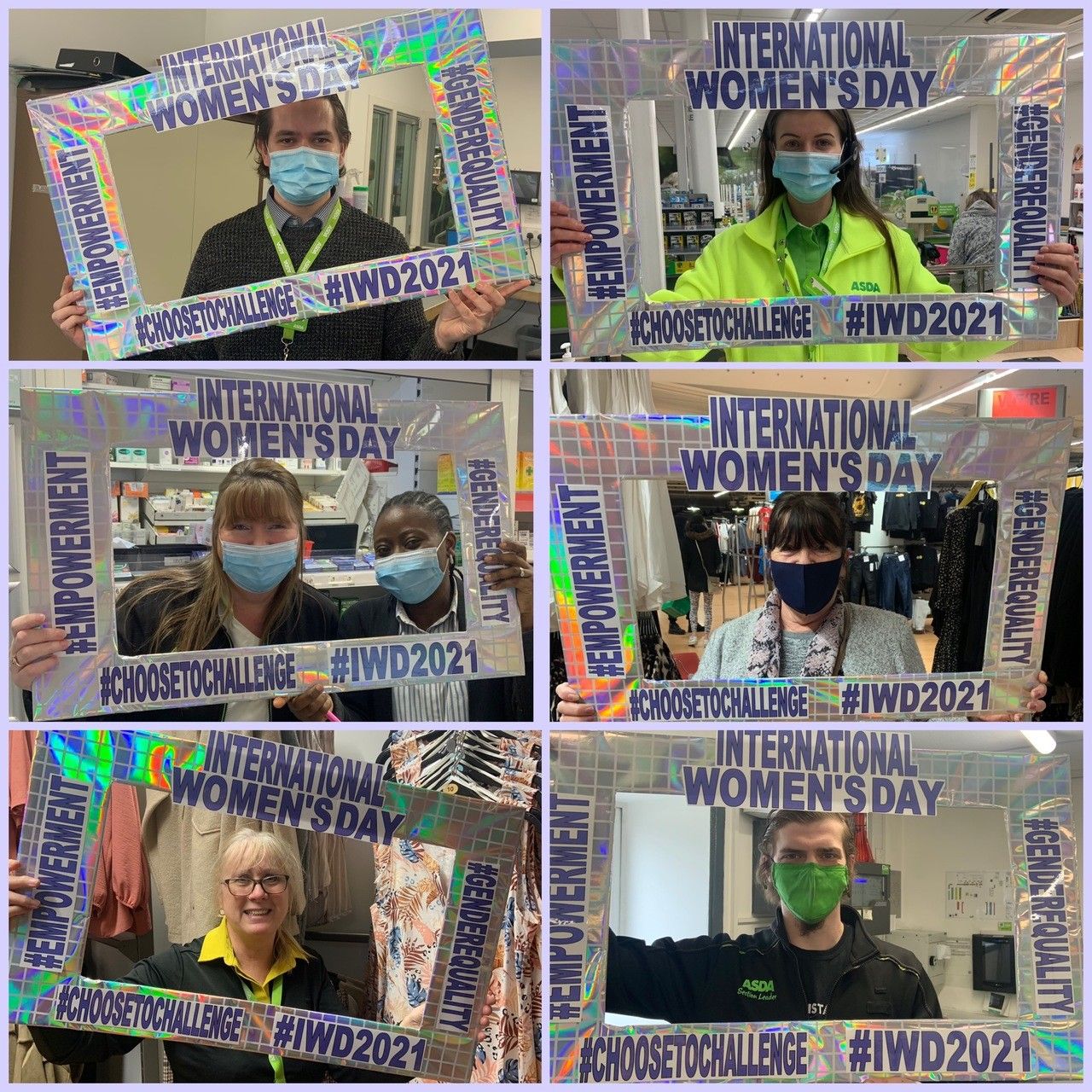 International Women's Day | Asda Sittingbourne