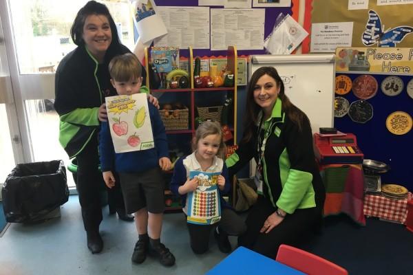 Asda Longwell Green Veg Heroes