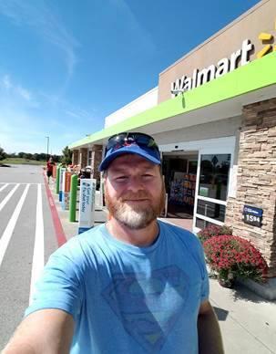 Joe Speagle selfies
