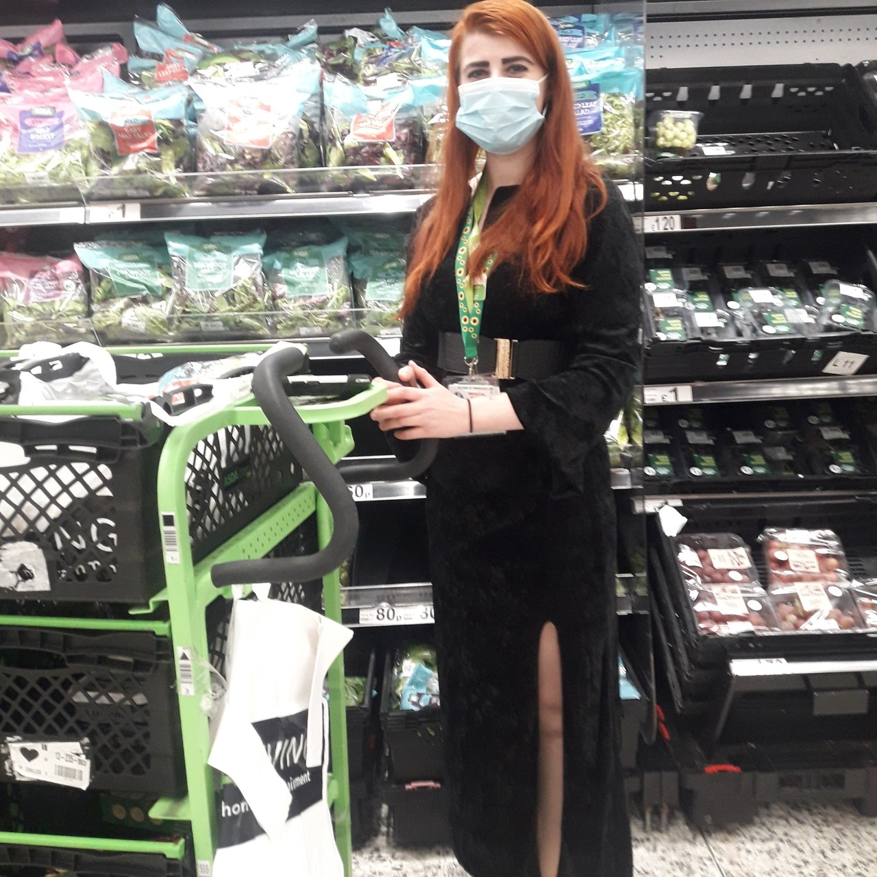 Halloween dressing up | Asda Wolverhampton