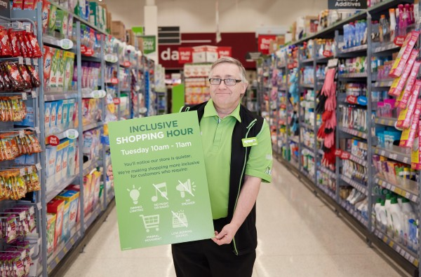 Asda stores across Merseyside and North West are trialling an Inclusive Hour for people with dementia and autism