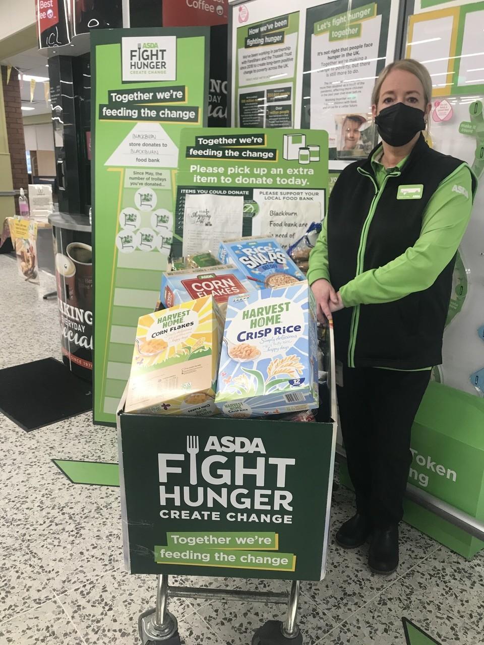 Fight Hunger | Asda Blackburn