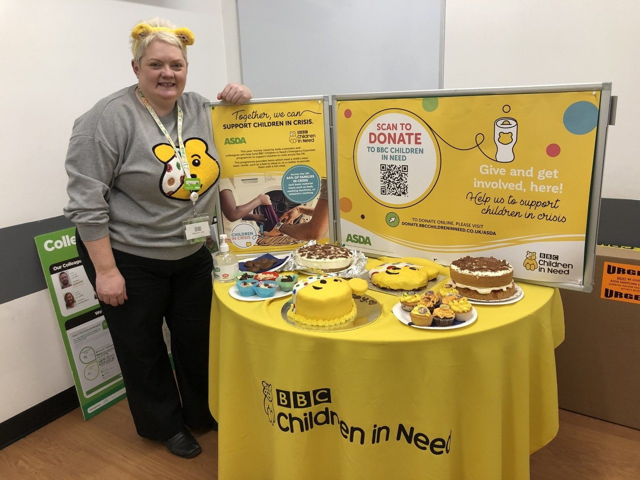Children in need bake off  | Asda Portadown