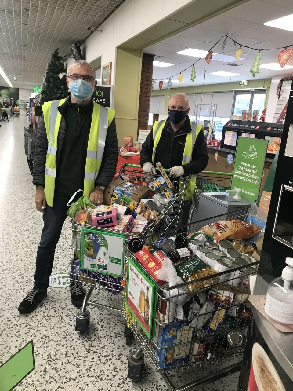 Food bank donations | Asda Blackburn