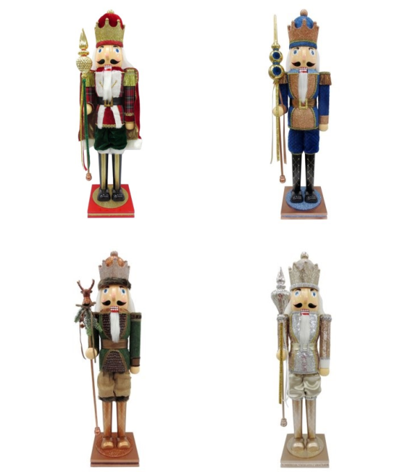 group of small nutcrackers