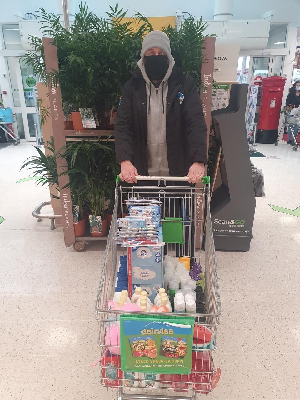 Local Donation | Asda Kilmarnock