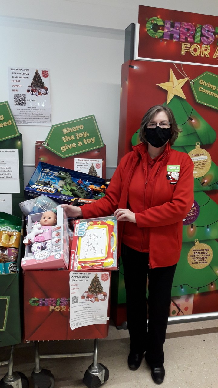 Gift Appeal Trolley  | Asda Darlington