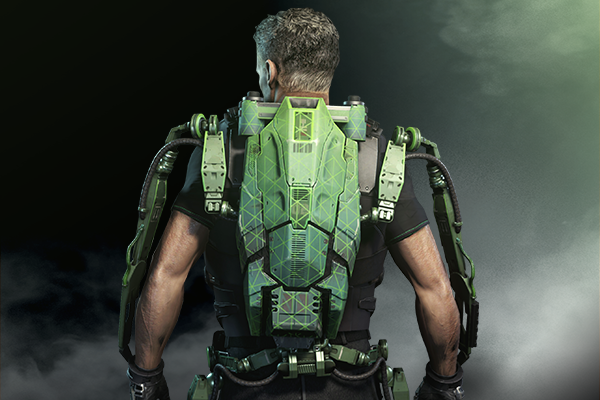 Call of Duty Exoskeleton image
